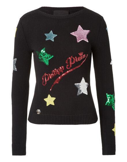 Knitwear pullover Fortunella