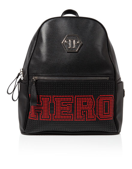 backpack you are my hero