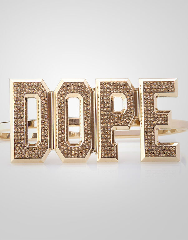 """bracelet """"dope"""""""