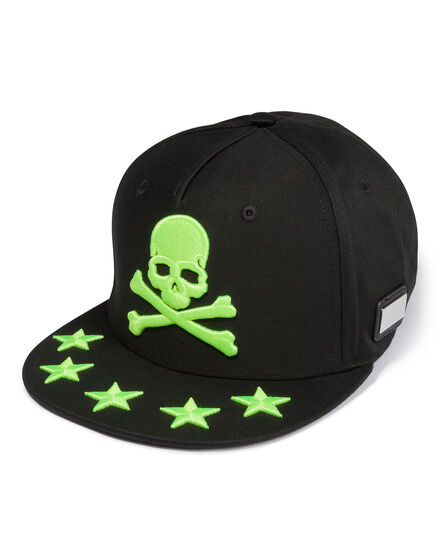 "baseball cap ""skully star"""