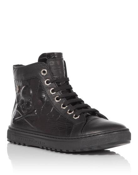 high sneakers hadley