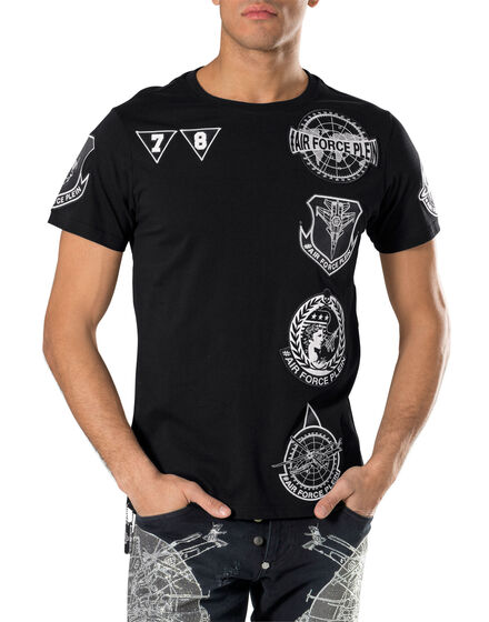 """t-shirt  """"air force"""""""