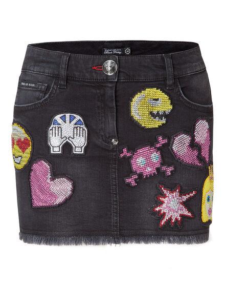 denim skirt better way