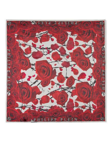 """scarf chiffon """"romance"""""""