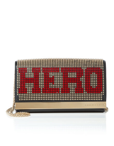 "shoulder bag L ""hero"""