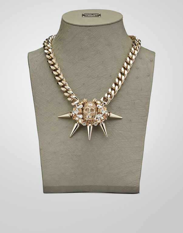 "necklace ""explosion"""