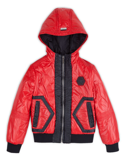 nylon jacket houston