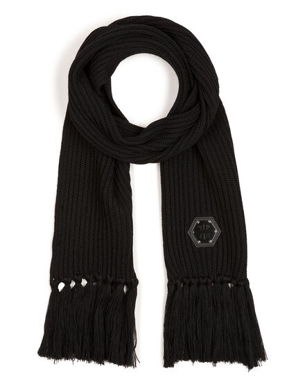 "knit scarf ""the legacy"""