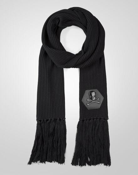 "knit scarf ""max"""