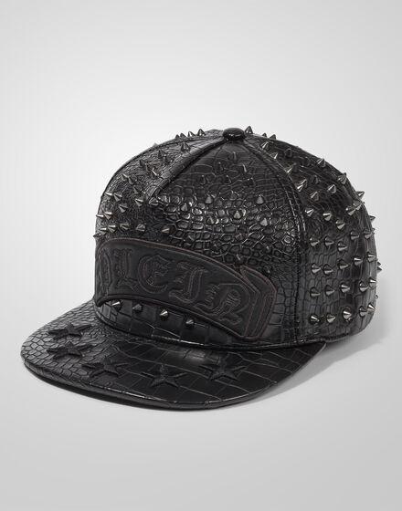 """baseball cap """"superstudded"""""""