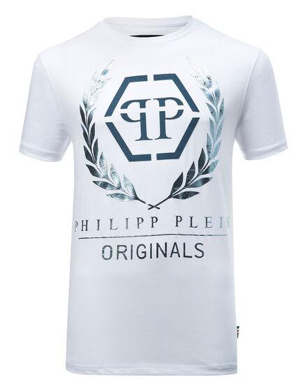 T-shirt Round Neck SS Gamboge