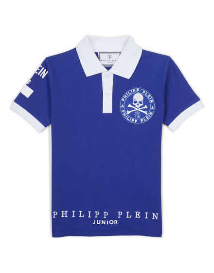 polo shirt philipp plein junior
