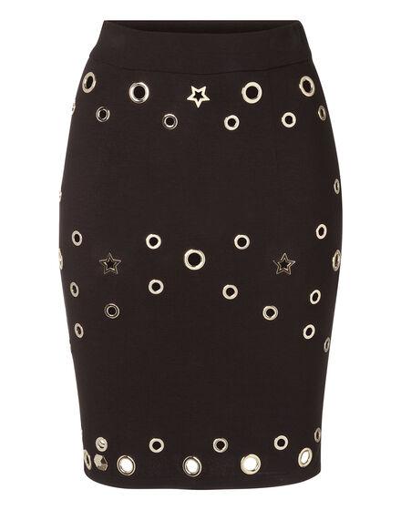 Short Skirt Eyelets