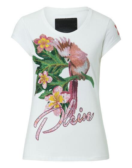 T-shirt Round Neck SS Ceramic