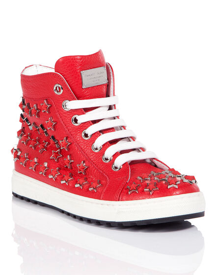 Hi-Top Sneakers Bee