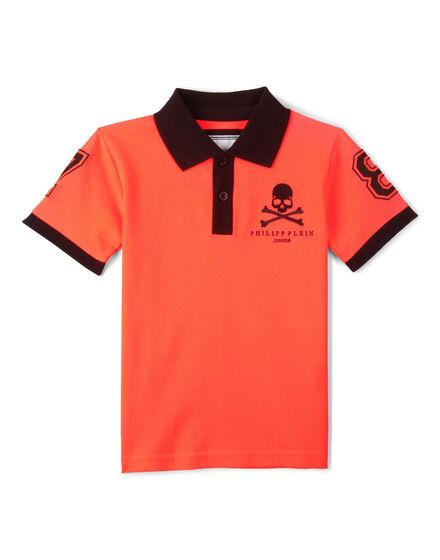 polo shirt rusher