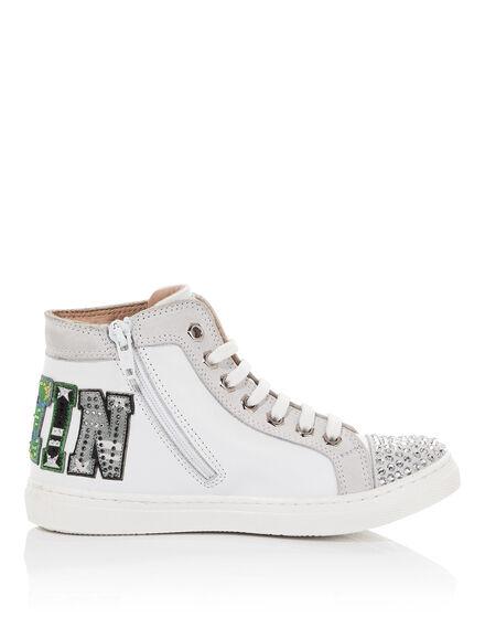 """high sneaker """"diva"""""""