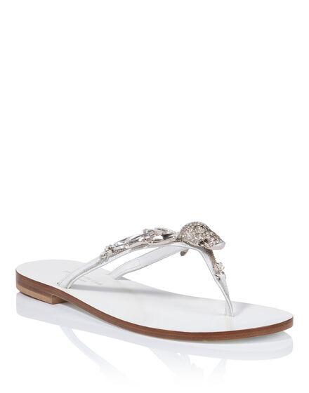 Sandals Flat Calais