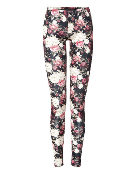 """leggings """"red blossom"""""""
