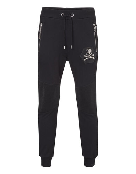 Jogging Trousers Opening