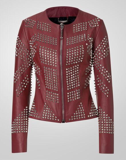 leather jacket sensational