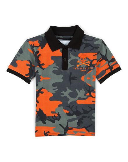 polo shirt commando