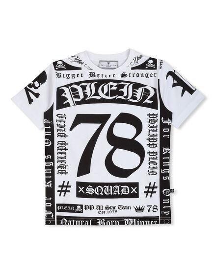 T-shirt Round Neck SS Roman