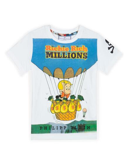 "t-shirt ""million baby"""