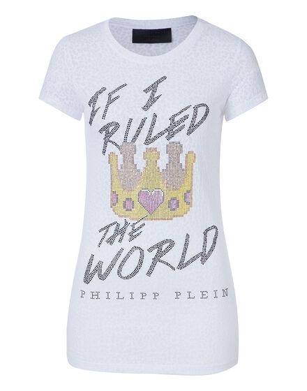 t-shirt the world