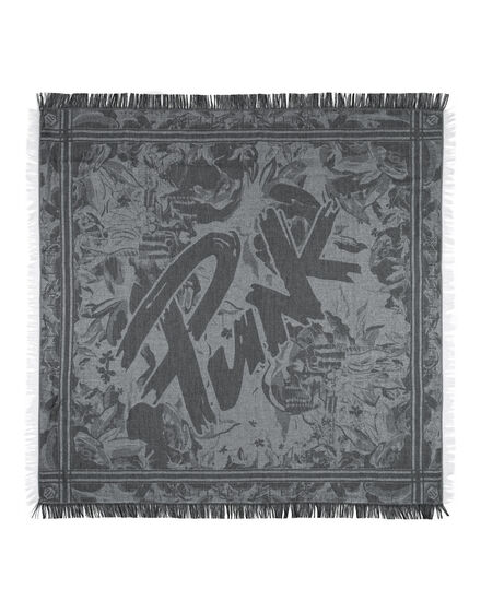 "square scarf ""punk"""