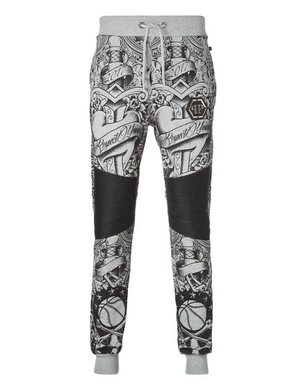 Jogging Trousers Puce
