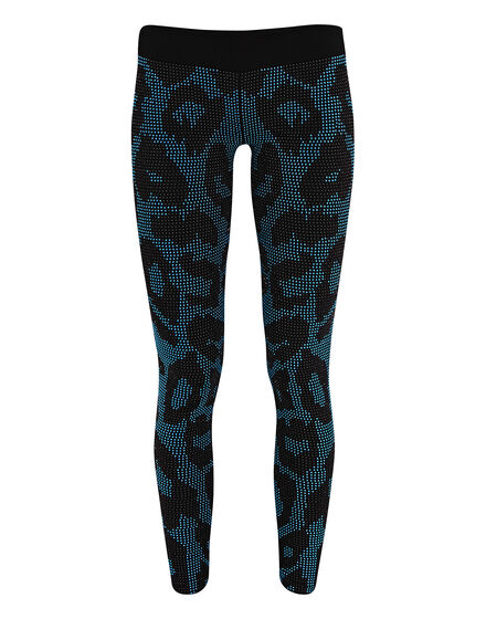 leggings glitter leo