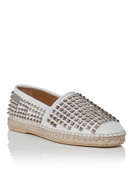 "espadrillas ""do not kick"""