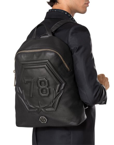 "small backpack ""shield"""