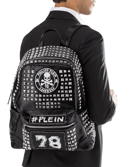 """backpack size L """"hashtag"""""""