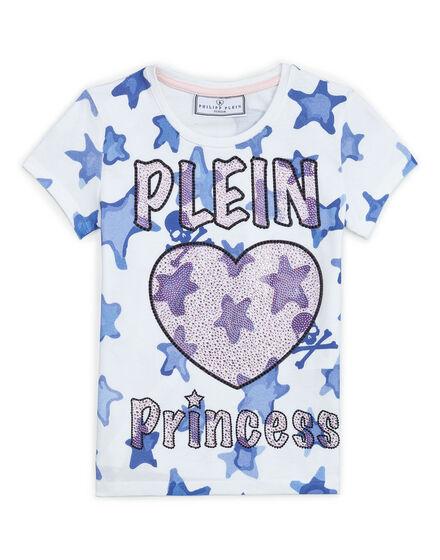 T-shirt Heart princess