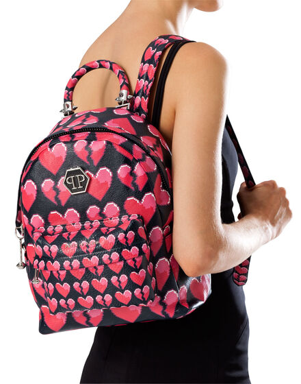 """small backpack """"summer love"""""""