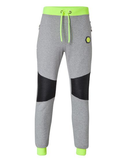jogging pants ruby