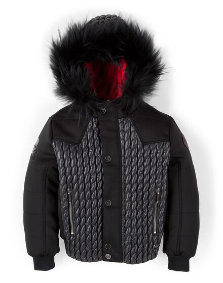 nylon jacket supercold