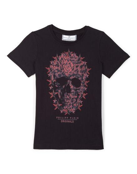 T-shirt Round Neck SS Salt