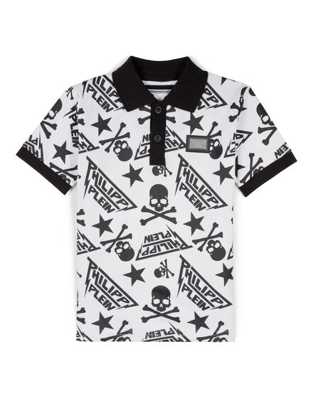 polo shirt gothic