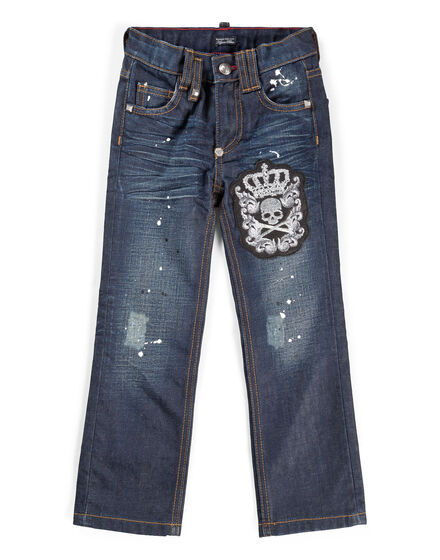 jeans kids a big issue
