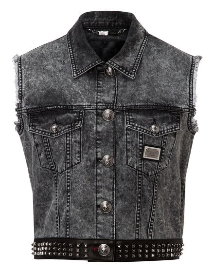 denim vest barbarians