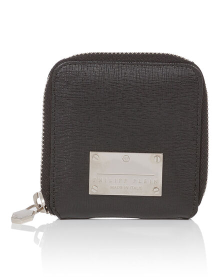 "zip wallet small ""madeleine"""