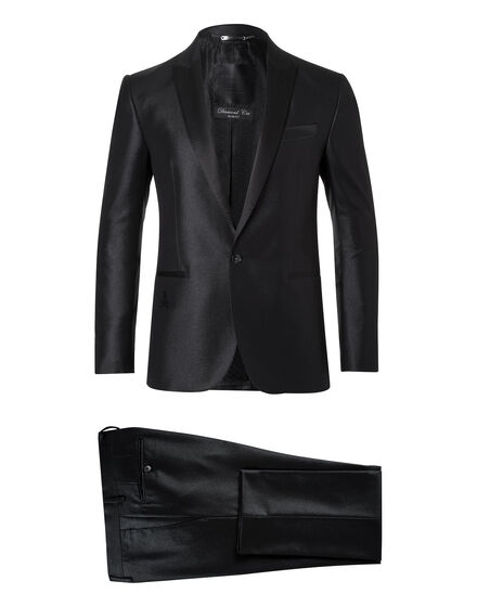 "suit E diamond cut ""elegant"""