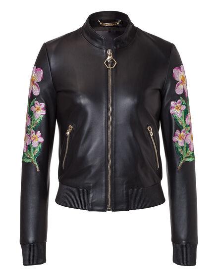 Leather Bolero Fancy