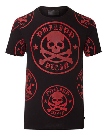 T-shirt Round Neck SS Plum