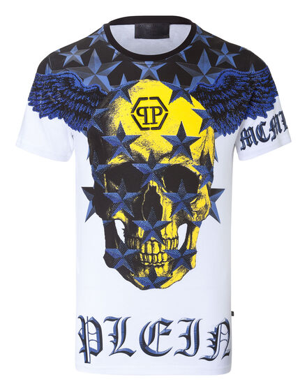 T-shirt Round Neck SS Mountbatten
