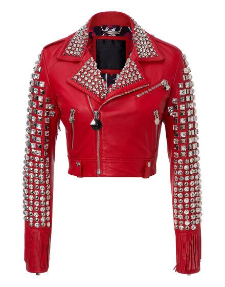 leather jacket express