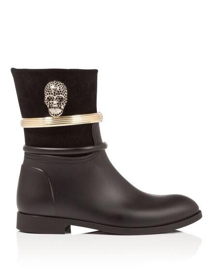 "rain boots ""glam"""